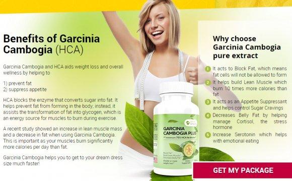 Losing Weight: Garcinia