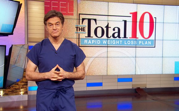 Dr. Oz Explains the Total 10