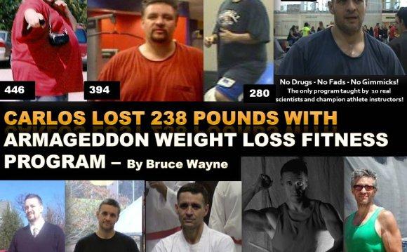Fitness transformation program