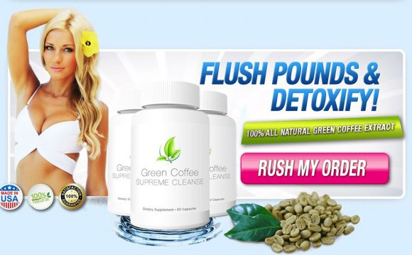 Pure Green Coffee Cleanse and