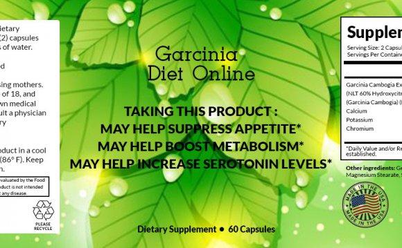 Garcinia cambogia capsules uk