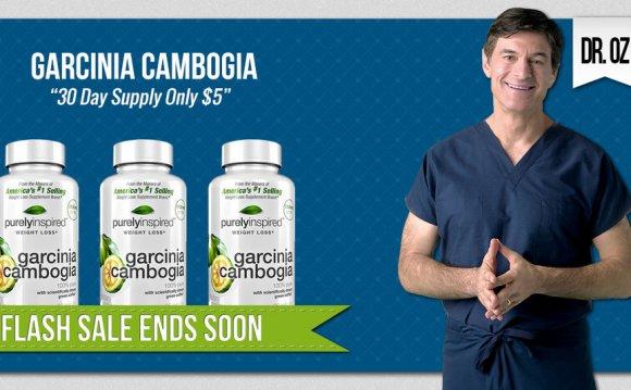 Garcinia Cambogia Facebook Ad
