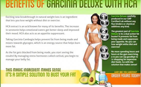 Information about Garcinia