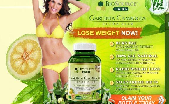 Garcinia Cambogia Ultra Slim