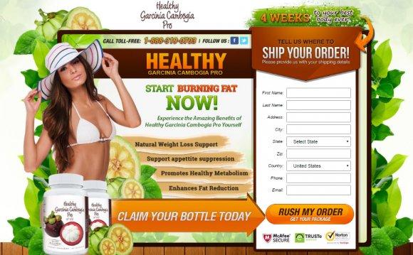 Healthy Garcinia Cambogia Pro