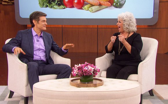 How Paula Deen Lost 35 Pounds