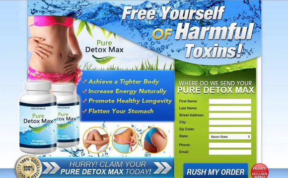 Pure Detox Max Reviews - Is it