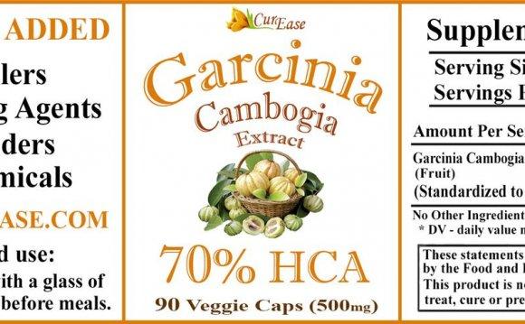 Whole Body Garcinia Cambogia