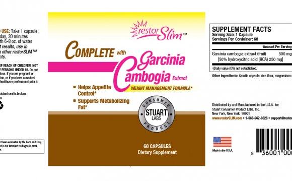 Pure Slim Garcinia Cambogia