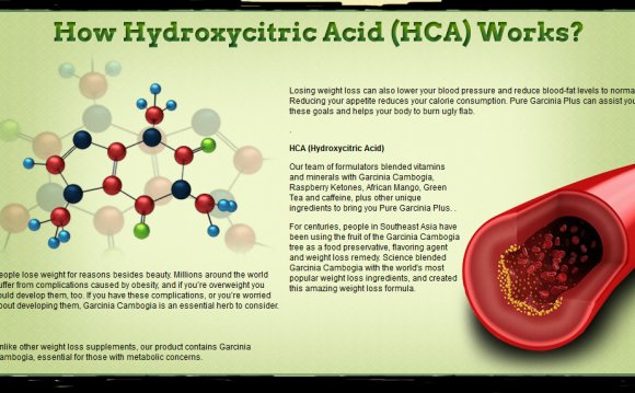 What is hydroxycitric acid