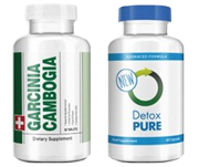 #1 - Garcinia Cambogia and Detox natural