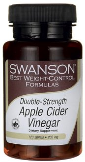 apple cider vinegar weightloss supplement