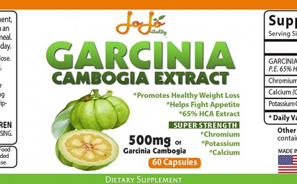 Side effects of natural Garcinia Cambogia