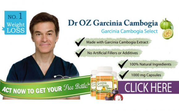 Dr. Oz Garcinia Cambogia recommended brand