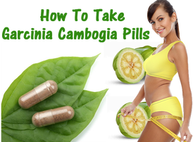 how exactly to simply take garcinia cambogia tablets2