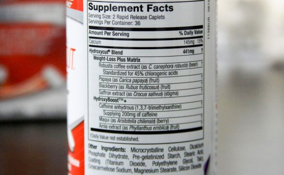 Hydroxycut consumers Reviews