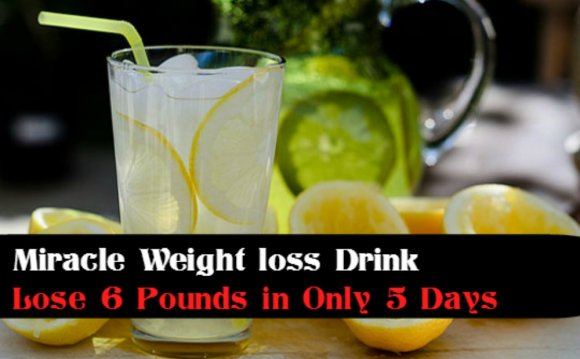 Miracle weight loss