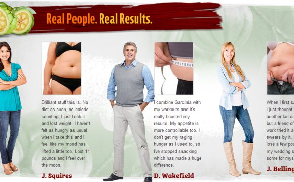 Does Garcinia Cambogia work for weight loss