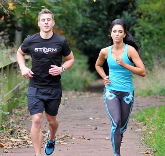 Vicky Pattison fitness Arrange