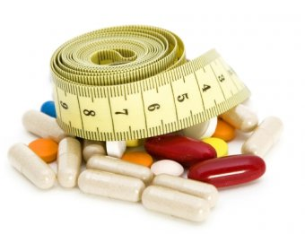weight loss supplements - Shutterstock