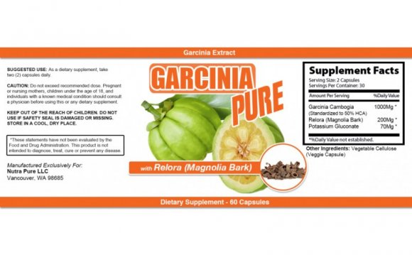 What brand of Garcinia Cambogia?